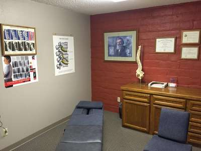 Saenz Chiropractic Office